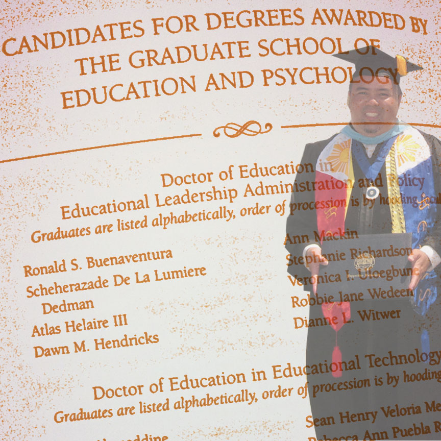 Dissertation Titles | Doctoral Program in Educational Leadership