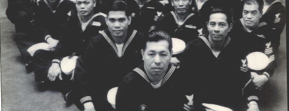 Filipino American sailors.