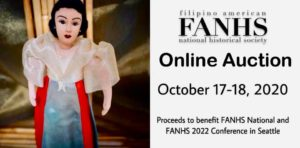 FANHS Online Auction Banner
